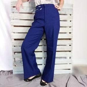 Levi's Vintage Pants 1970's High Waisted Wide Leg